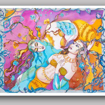 """""""Arabic Tale"""" Fine Art Print"""