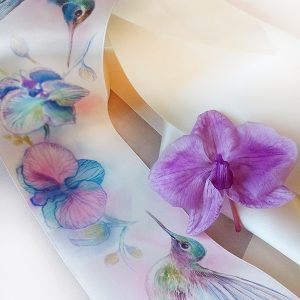 """""""Orchids and Hummingbirds"""""""